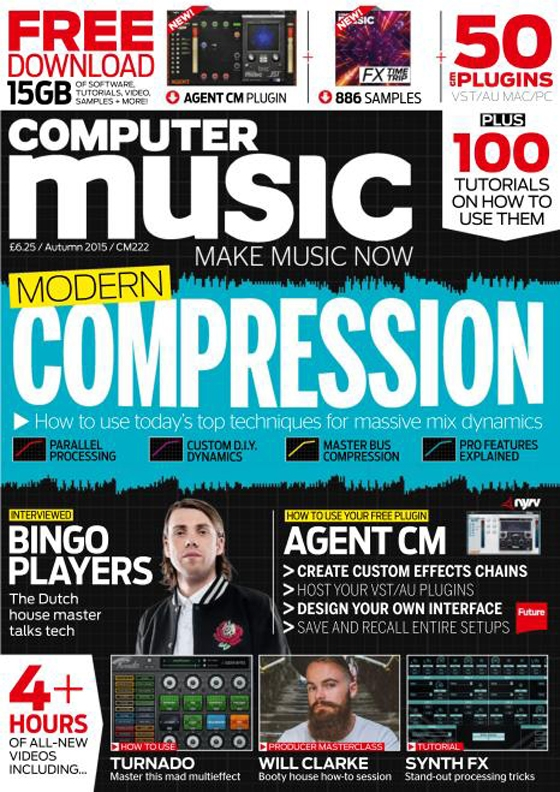 Computer Music Autumn 2015